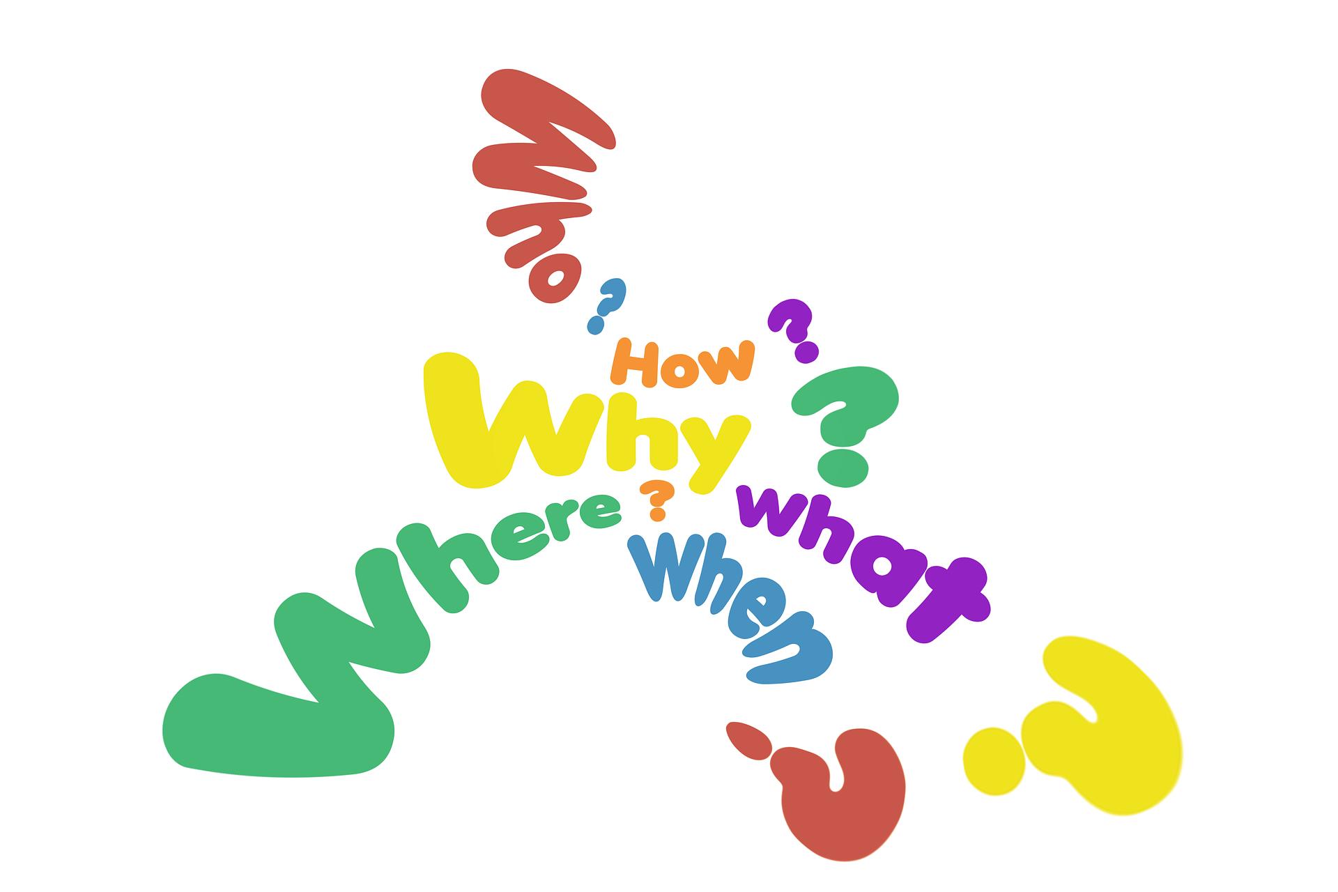 """Was wäre, wenn …<br>wir statt """"Was"""" oder """"Wie"""" … <br>das """"Warum"""" oder """"Warum nicht"""" kommunizieren?"""