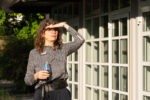 """Powerfrauen@Courtyard am 01.09.2021 Thema """"Wirkung von Wahrheit und Wahrnehmung?"""" Conny Gärtner (Foto: Nadine Tannreuther) #Personal"""