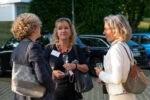 """Powerfrauen@Courtyard am 01.09.2021 Thema """"Wirkung von Wahrheit und Wahrnehmung?"""" Nicole Garrelts, Claudia Hupprich und Martina Kunze (Foto: Nadine Tannreuther) #Personal"""
